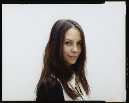Charlotte Stockdale, BY Anna Bauer, February 2008 - NPG  - © Anna Bauer