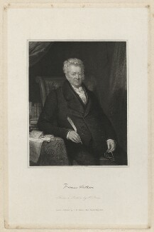 Thomas Clarkson, by Thomas Anthony Dean, after  Henry Room, published 1839 - NPG D33314 - © National Portrait Gallery, London