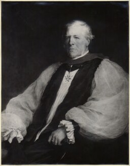 Thomas Legh Claughton, after Walter William Ouless - NPG D33315