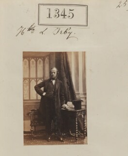 Hon. Llewellyn Charles Robert Irby, by Camille Silvy, 25 September 1860 - NPG Ax50745 - © National Portrait Gallery, London