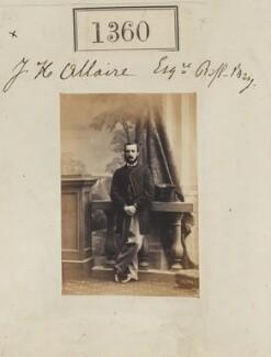John Hillary Allaire, by Camille Silvy - NPG Ax50761