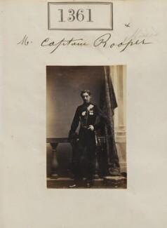 William Trevor Rooper, by Camille Silvy - NPG Ax50762