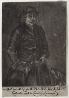 William Draper of Beswick, after Charles Philips - NPG D27541