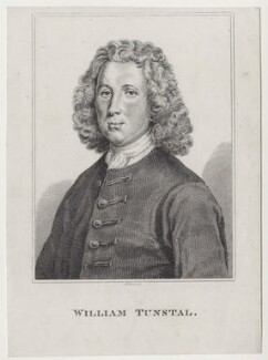 William Tunstall, by Robert Grave, after  Unknown artist - NPG D27545