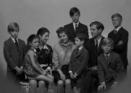 Members of the Kelly family, by Bassano & Vandyk Studios - NPG x174639