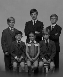 Kelly Family Group, by Bassano & Vandyk Studios - NPG x174641