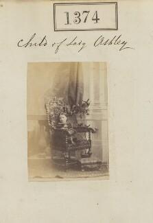 Lady Margaret Emily Levett (née Ashley-Cooper), by Camille Silvy - NPG Ax50775
