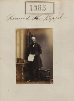 William Arnold Walpole Keppel, by Camille Silvy - NPG Ax50786
