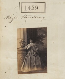 Amy Forrester (née Standring), by Camille Silvy - NPG Ax50840