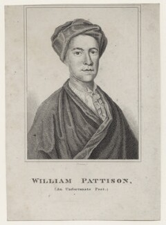 William Pattison, by Robert Grave - NPG D27580