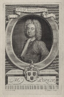 Samuel Parker, by George Vertue - NPG D27590