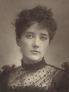Ethel Matthews, by Alexander Bassano - NPG Ax28279