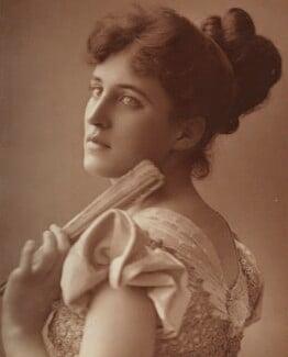 Evelyn Millard, by Alfred Ellis - NPG Ax28280