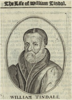 William Tyndale, after Unknown artist, 17th century - NPG D33384 - © National Portrait Gallery, London