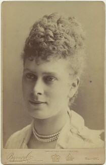 Queen Mary, by Byrne & Co - NPG x76319