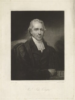 John Clayton, by Thomas Hodgetts, published by and after  Samuel Medley - NPG D33389