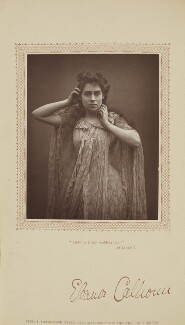 Eleanor Calhoun in 'Diplomacy', by Herbert Rose Barraud, published by  David Bogue - NPG Ax29200