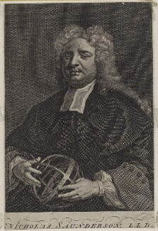 Nicholas Saunderson, after John Vanderbank - NPG D27604