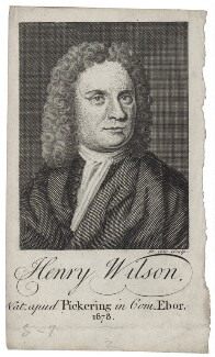 Henry Wilson, by B. Cole, after  Unknown artist - NPG D27607