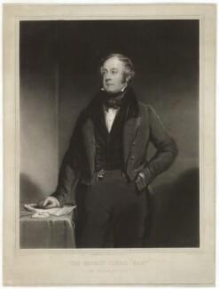 Sir George Clerk, 6th Bt, by Thomas Goff Lupton, after  William Dyce - NPG D33400