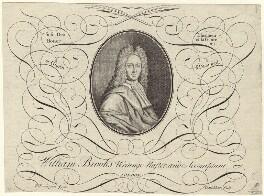 William Brooks, by George Bickham the Elder, after  P. Tomlinson - NPG D27622