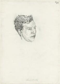Edward Richard Buxton Shanks, by Powys Evans - NPG D33406