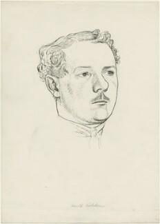 Harold Nicolson, by Powys Evans - NPG D33407