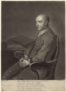Humphrey Skelton, by John Faber Jr, after  Hans Hysing, published by  Robert Sayer - NPG D27630