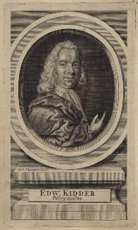 Edward Kidder, by Robert Sheppard, after  Unknown artist - NPG D27631