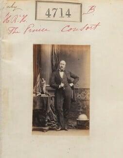 Prince Albert of Saxe-Coburg-Gotha, by Camille Silvy - NPG Ax54725