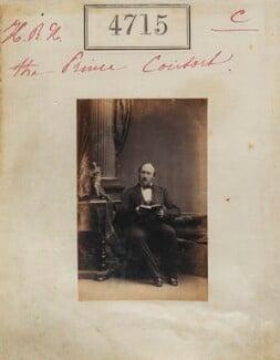 Prince Albert of Saxe-Coburg-Gotha, by Camille Silvy - NPG Ax54726