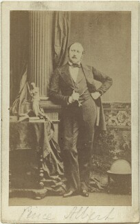 Prince Albert of Saxe-Coburg-Gotha, after Camille Silvy - NPG x24839