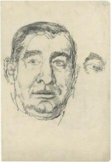 Ivor Brown, by Powys Evans, 1920s - NPG D33415 - © estate of Powys Evans