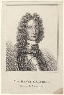 Henry Oxburgh, after Unknown artist - NPG D27646