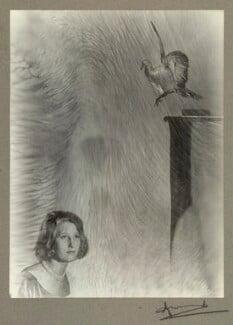 Amanda Vincent, by Madame Yevonde, 1960-1961 - NPG x29834 - © Yevonde Portrait Archive
