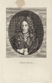 John Hall, by George Cruikshank - NPG D27652