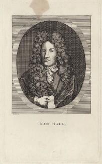 John Hall, by George Cruikshank, published 1819 - NPG D27652 - © National Portrait Gallery, London