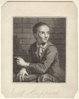John Sheppard, after Sir James Thornhill - NPG D27661