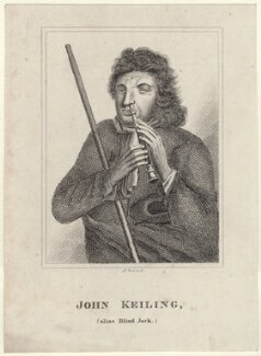 John Keiling, by Robert Grave, after  Unknown artist - NPG D27672