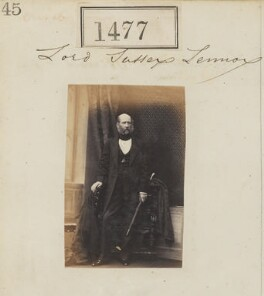 Lord Sussex Lennox, by Camille Silvy - NPG Ax50874