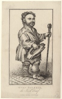 Owen Farrel, published by George Smeeton, after  Hubert-François Gravelot (né Bourguignon) - NPG D27679