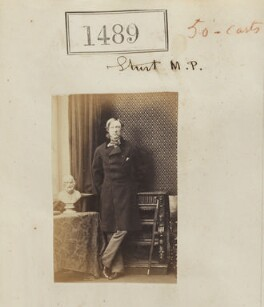 Henry Gerard Sturt, 1st Baron Alington, by Camille Silvy, 20 October 1860 - NPG Ax50886 - © National Portrait Gallery, London