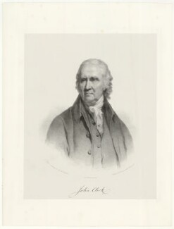 John Clerk of Eldin, by Anton Hähnisch, after  Sir Henry Raeburn - NPG D33429