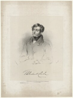 Thomas Henry Shadwell Clerke, by William Drummond, after  Eden Upton Eddis - NPG D33431