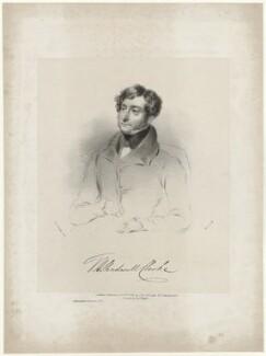 Thomas Henry Shadwell Clerke, by William Drummond, after  Eden Upton Eddis - NPG D33431