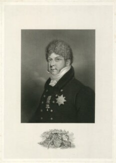 King George IV, by Thomas Fryer Ranson, after  Edmund Scott - NPG D33333