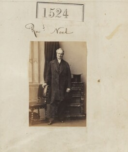 Baptist Wriothesley Noel, by Camille Silvy - NPG Ax50918