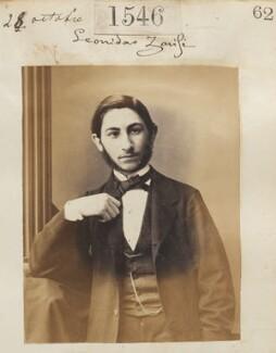 Leonidas George Zarifi, by Camille Silvy - NPG Ax50940
