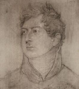 King George IV, after Sir Thomas Lawrence - NPG D33343