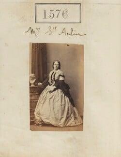 Elizabeth Clementina (née Townshend), Lady St Levan, by Camille Silvy - NPG Ax50970